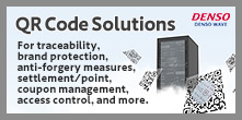 DENSO WAVE QR Code Solutions